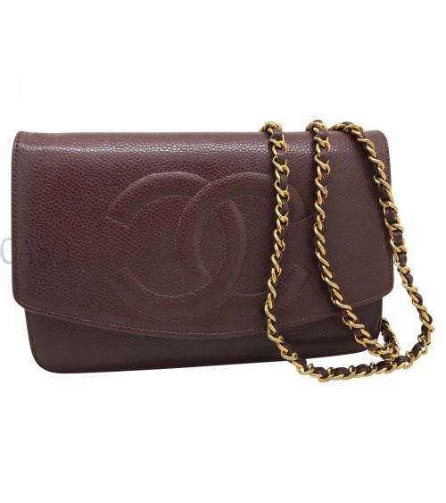 CHANEL WALLET ON CHAIN MODEL